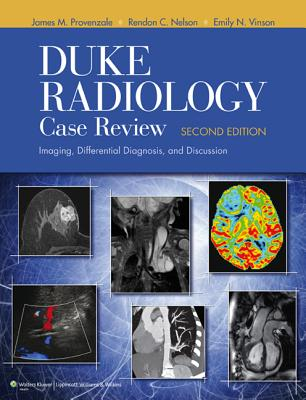 Radiology Case Review By Provenzale, James M., M.D.